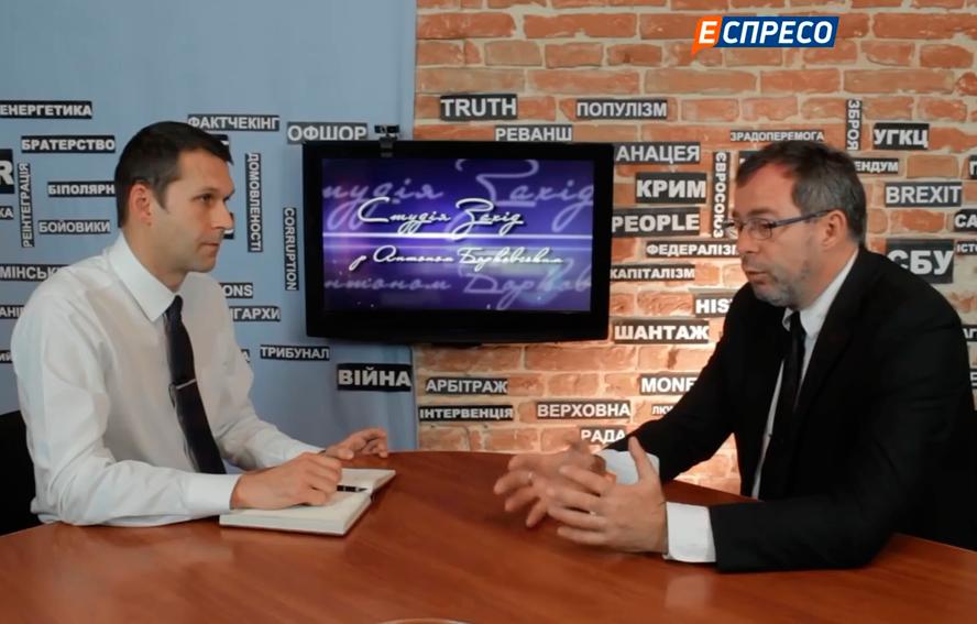 Андрей Юраш: Патриарх Кирилл идет путем раскола