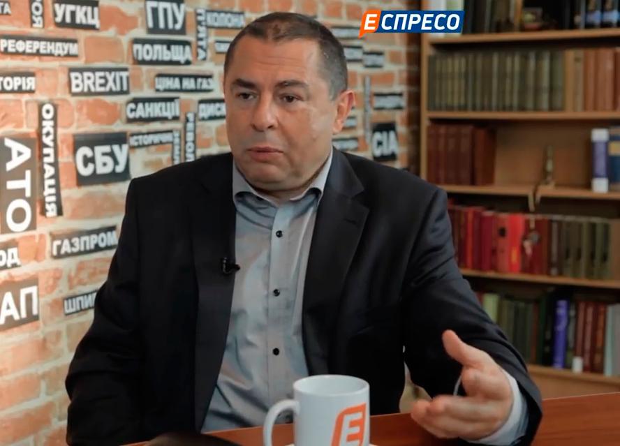 Бронислав Вильдштайн: Влияние Кремля на телеканалы является фундаментальным для контроля над страной