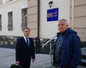 Павло Скаленко з адвокатом