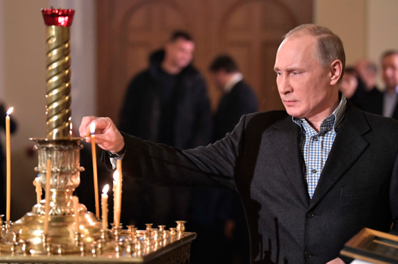 Виталий Портников:Путин больше не поедет на Афон