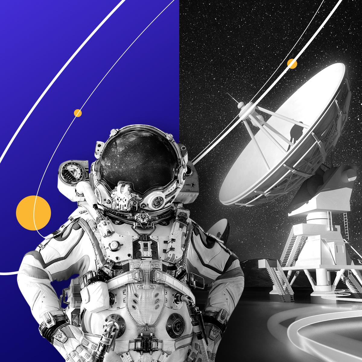 6 известных украинцев в мировой космонавтике