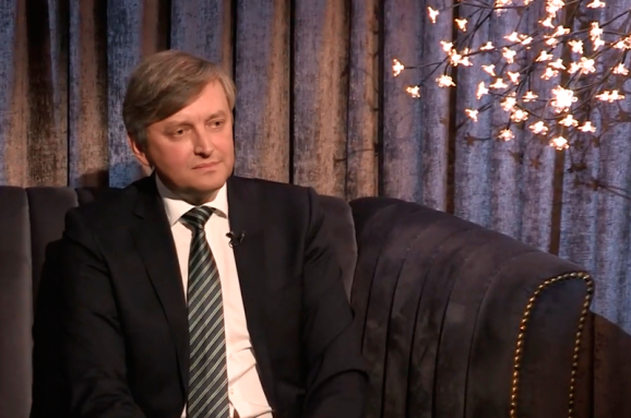 Сергей Лозница: на Майдане люди сказали - у нас никогда не будет традиции бить людей