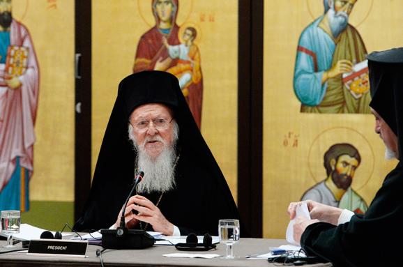 Виталий Портников: Константинополь готов противостоять РПЦ