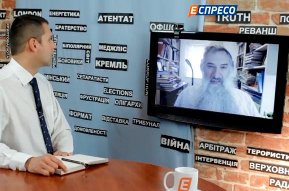Авраам Шмулевич: Москва может не справиться с пожарами, которые она сама и зажигает