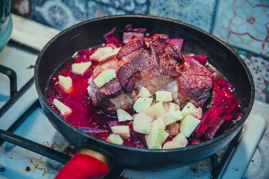 Шпундра: чисто украинское блюдо для холодных дней