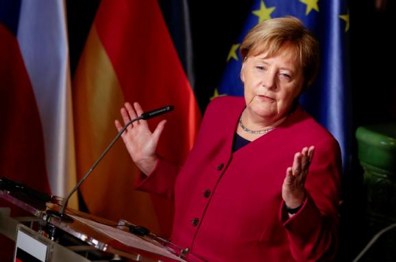 Меркель відмовилась іти вканцлери на п'ятий термін