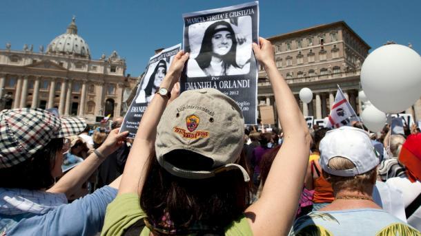 В посольстве Ватикана нашли кости двух девушек: их связывают с загадочными исчезновениями в 80-х