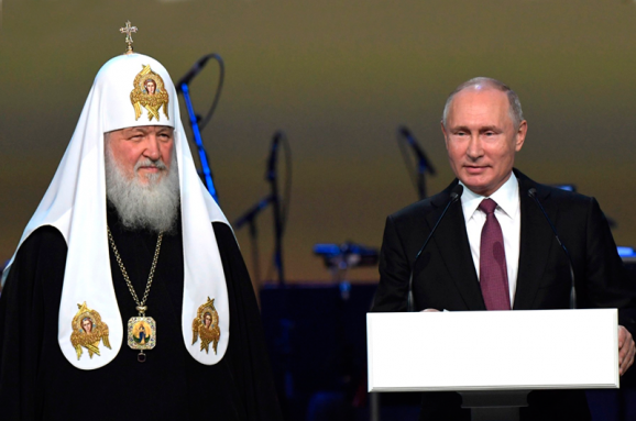 Виталий Портников: Путин защищает границы зла