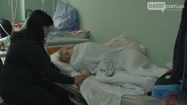 В пригороде Киева ребенок выпал из маршрутки