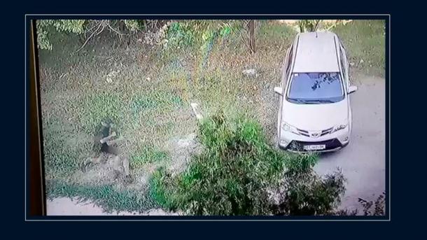 Дело Гандзюк: в полиции показали видео следственного эксперимента