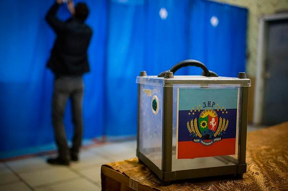 """Виталий Портников: """"Выборы"""" заморозят конфликт на Донбассе"""