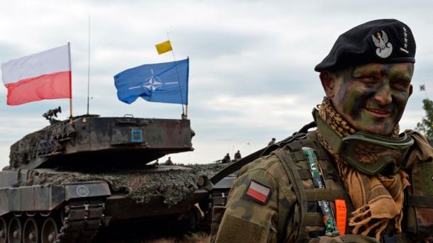 150 самолетов, 45 боевых кораблей: в странах Балтии и Польше начались учения НАТО