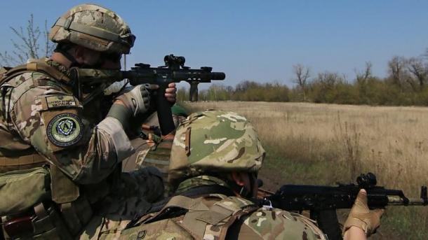 На фронте погибло 2 бойцов ООС, в ответ ликвидировано 2 оккупантов, 2 - ранены