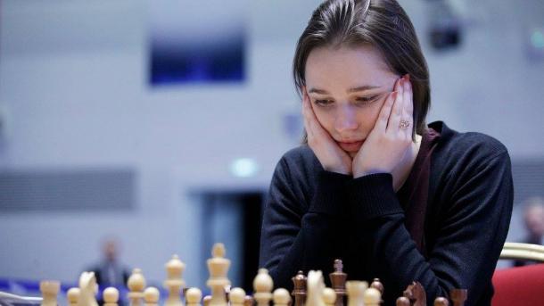 Украинка Мария Музычук вышла в четвертьфинал ЧМ в России