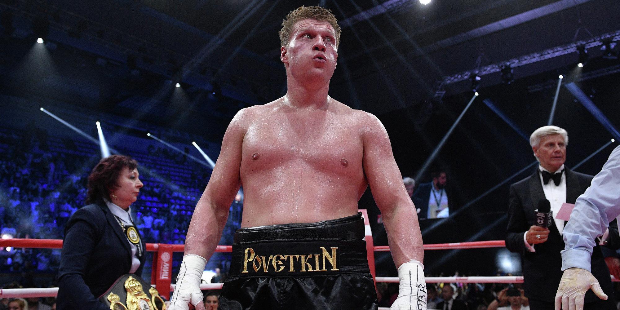 Поветкин, опасные британцы и экс-чемпион. Кто станет первым соперником Усика в супертяжелом весе