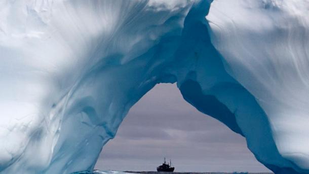 После перерыва в 17 лет: украинские исследователи возвращаются в Южный океан