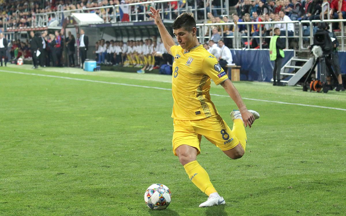 Словакия - Украина. Почему талантливая молодежь Шевченко меняет сборную к лучшему