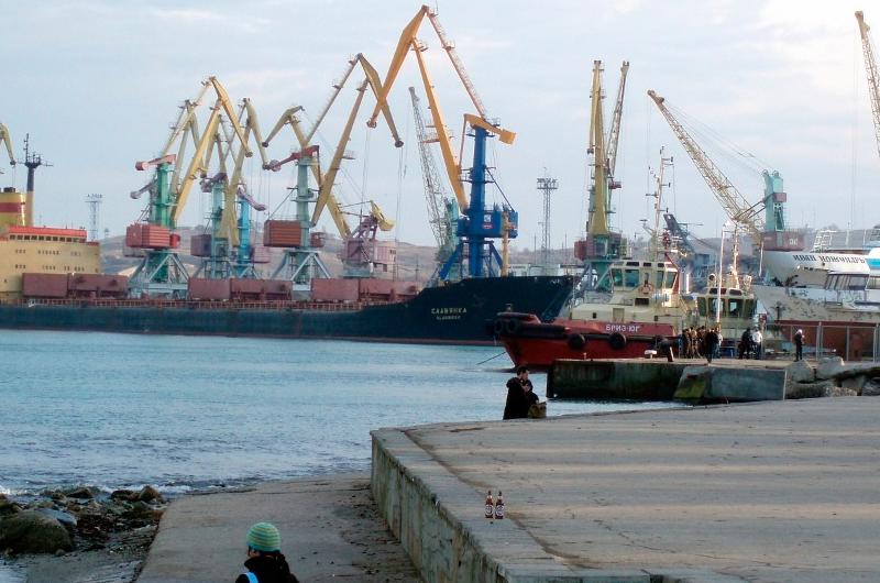 Феодосійський порт