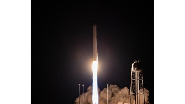 NASA запустило ракету, созданную при участии Украины