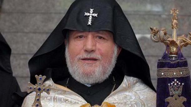 Армянская церковь не выступала против автокефалии для Украины. Помощь