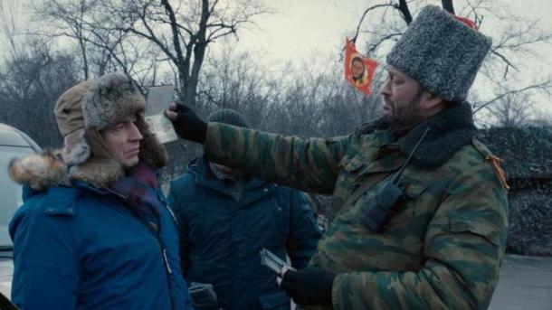 """Фильм """"Донбасс"""" получил главный приз на кинофестивале в Испании"""