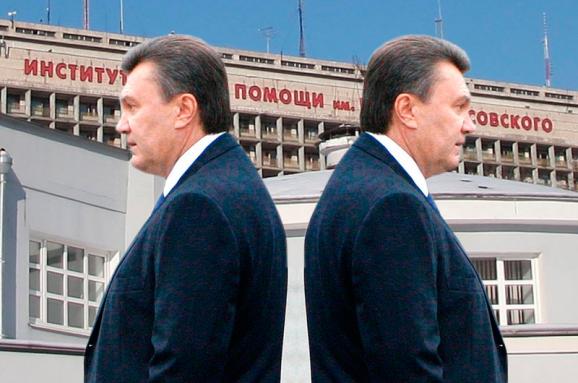 Виталий Портников: Янукович ждёт нового Януковича