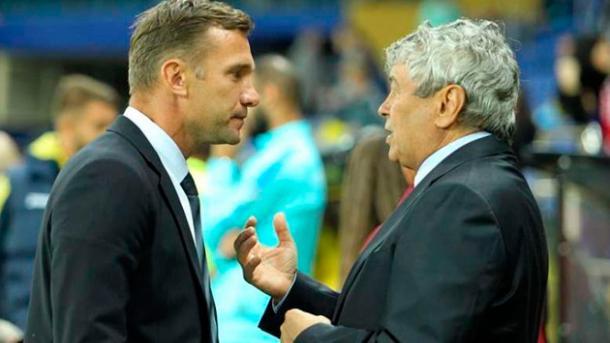 Шевченко назвал Луческу положительной фигурой в украинском футболе