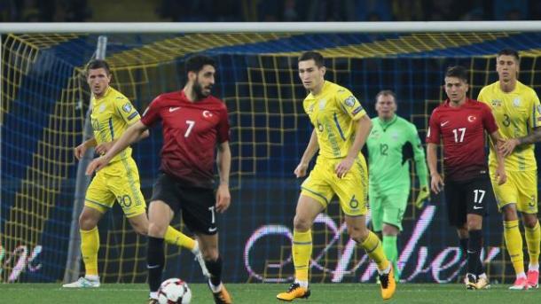Турция - Украина: где и когда смотреть товарищеский матч