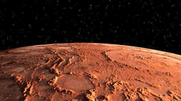 В NASA рассказали, где именно на Марсе будут искать признаки жизни