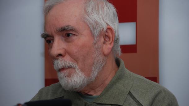 Умер украинский писатель-переводчик Виктор Шовкун