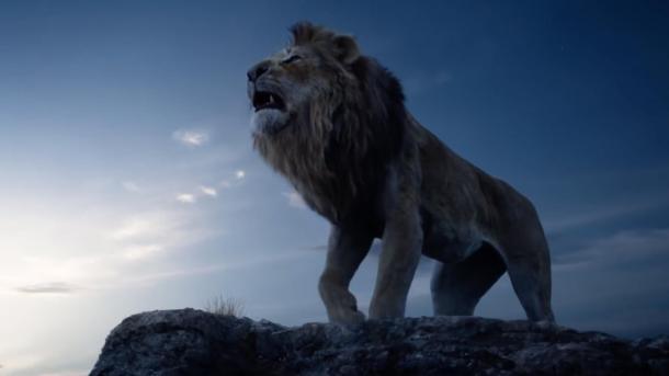 """""""Король лев"""" в кино: появился первый трейлер фильма"""