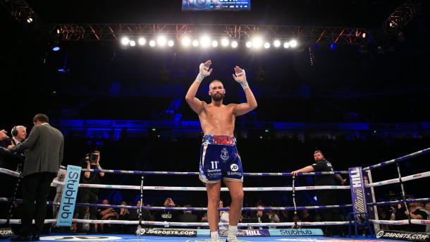 Британский боксер Беллью объявил о завершении карьеры