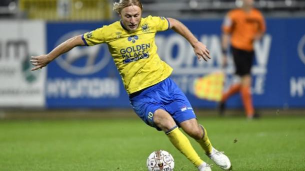 На украинском футболиста охотится самый титулованный бельгийский клуб