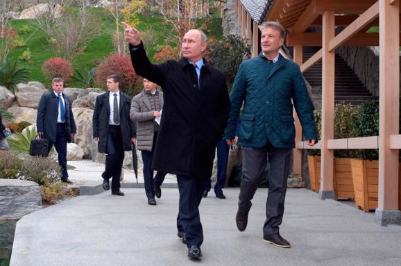 Виталий Портников: Путин в Крыму, мост гнётся, нефть падает