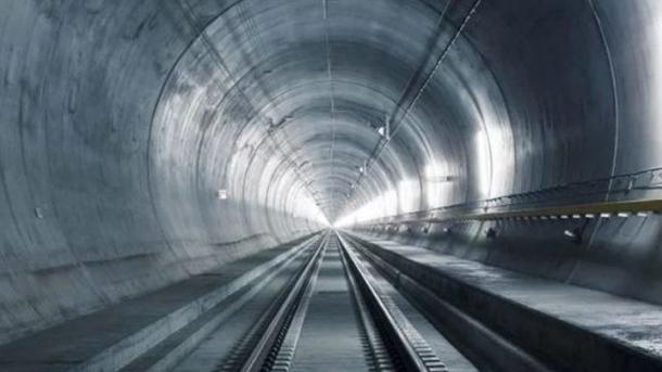 В Китае появится первый подводный высокоскоростной железнодорожный тоннель