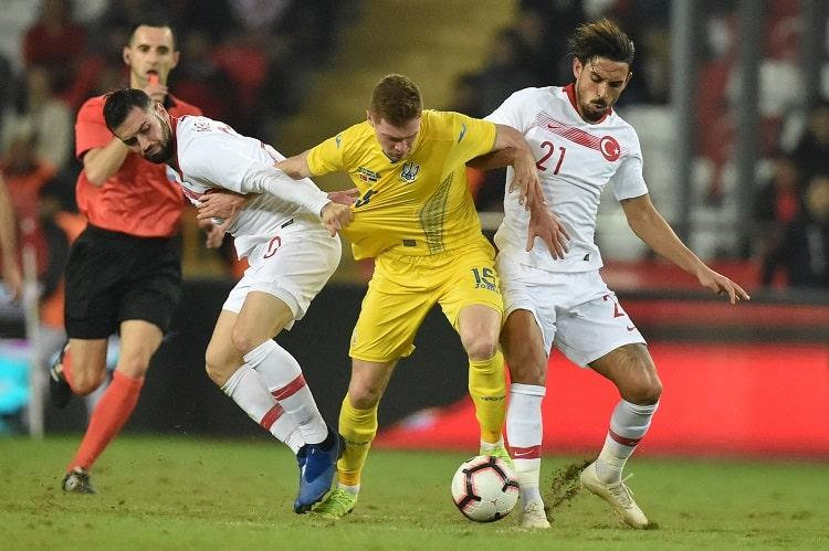 Жеребьевка Евро-2020. Что светит сборной Украины в группе с Португалией и Сербией