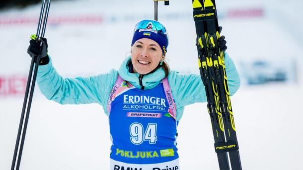 Лучшая украинская биатлонистка рассказала о смене гражданства