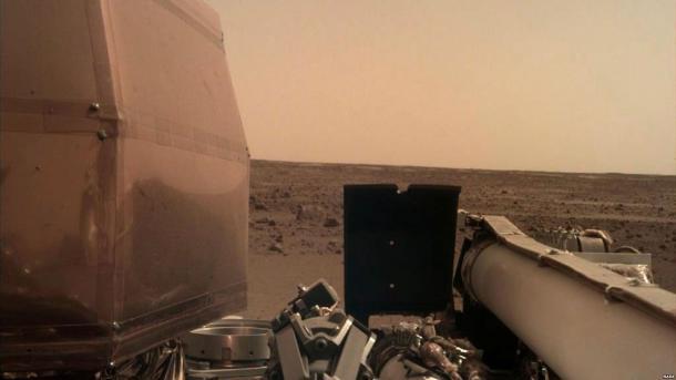 Благодаря NASA теперь можно услышать ветер на Марсе