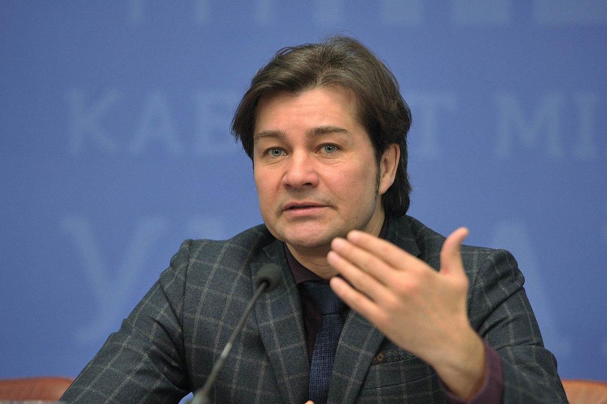 Євген Нищук, міністр культури