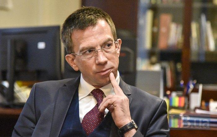 Андрій Заяц, держсекретар міністерства закордонних справ України