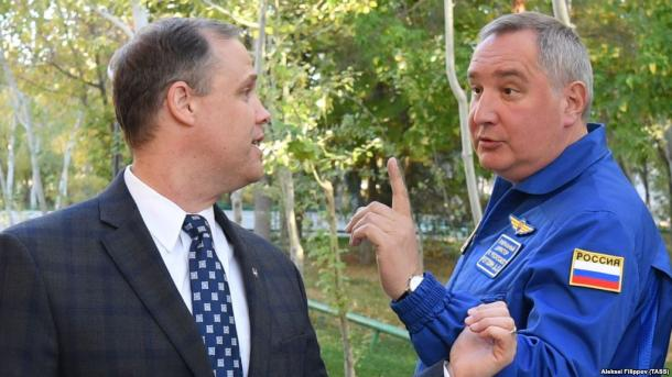 """Руководитель NASA отменил визит главы """"Роскосмоса"""" в США"""