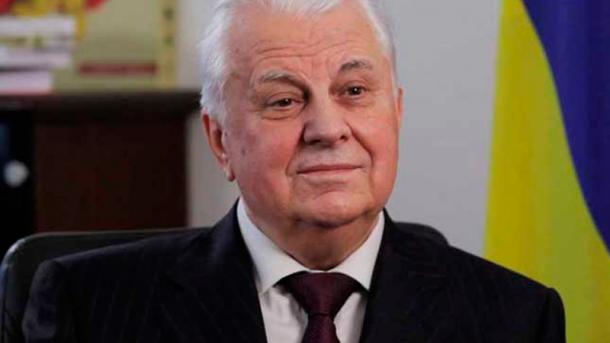"""""""Первый о власти"""": Кравчук презентовал книгу о политической борьбе"""