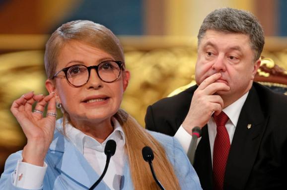 Главная ошибка Порошенко, или Что открыло ворота Тимошенко