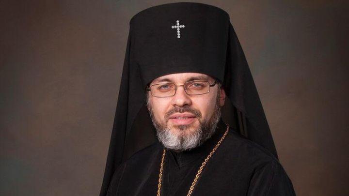 Даниїл Памфільський, екзарх Константинополя архієпископ Української православної церкви
