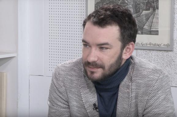 Ярослав Лодыгин: Жадан очень кинематографичен - с точки зрения персонажей, которые хочется увидеть, диалогов, языка