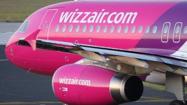 Wizz Air поднял цены на регистрируемый багаж