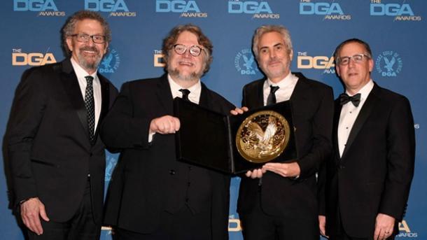 """Фильм-номинант на """"Оскар-2019"""" получил главную награду Гильдии режиссеров США"""