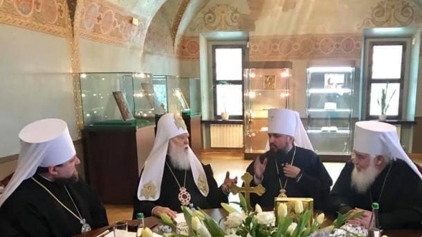 ПЦУ впервые собралась на Синод. Какие решения приняли