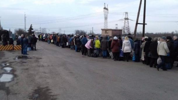 """На блокпостах """"ДНР"""" за день умерли два человека"""