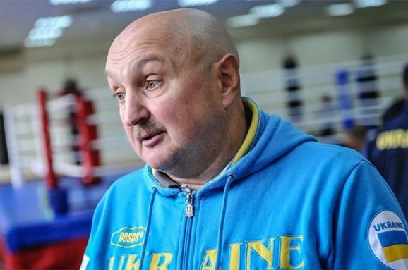Боксеры-профессионалы на Олимпиаде - это маразм, - тренер сборной Украины Сосновский